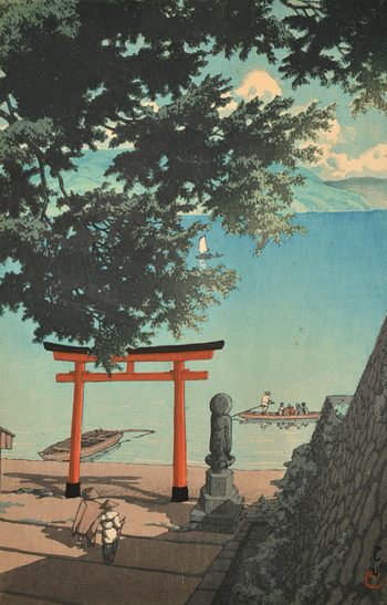 Hasui and Yoshida: New Acquisitions