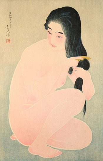New Perspectives: Shin Hanga Beauties